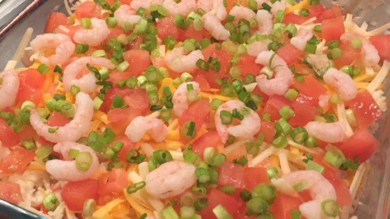 Photo of Layered Seafood Dip by Vanessa