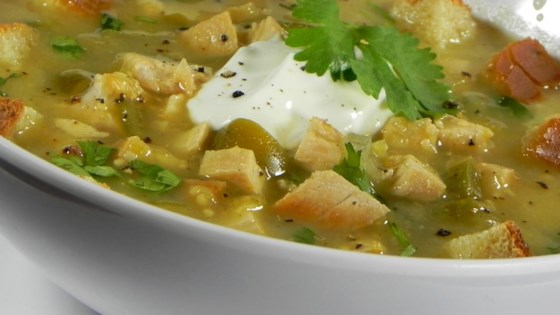 Photo of Tomatillo Soup by Holly