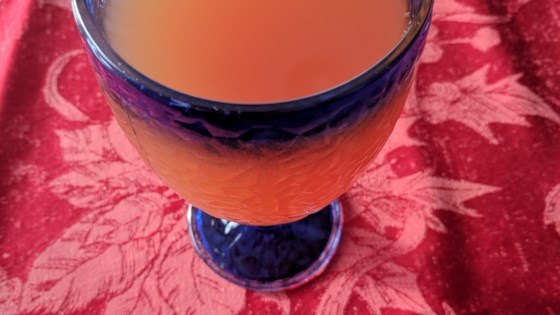 Photo of Zena's Cranberry Apple Cider Punch by zena