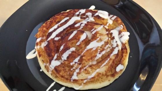 Cinnamon Roll Pancakes Recipe - Allrecipes.com