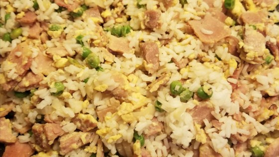 Fried rice with ham recipe allrecipes photo of fried rice with ham by ubdesign ccuart Choice Image