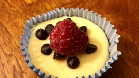 Photo of Keto Cheesecake Cupcakes by Beth
