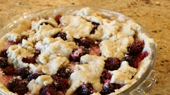Photo of Blackberry Pie II by Sue Roth
