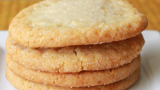 Chewy Sugar Cookies Recipe - Allrecipes.com
