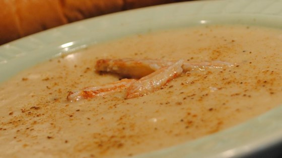 Photo of Awesome Crab Soup by Yvette Martell