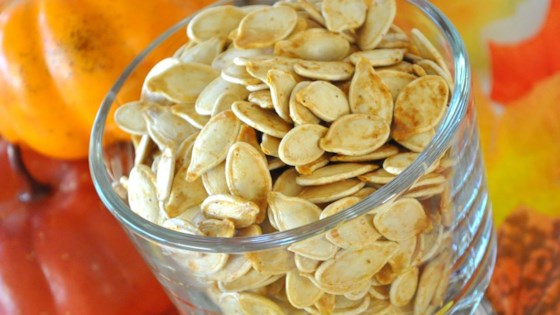 Photo of Toasted Pumpkin Seeds by CRYSTAL10
