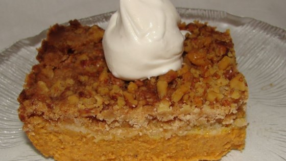Pumpkin Pie Cake I