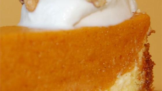Pumpkin Torte II
