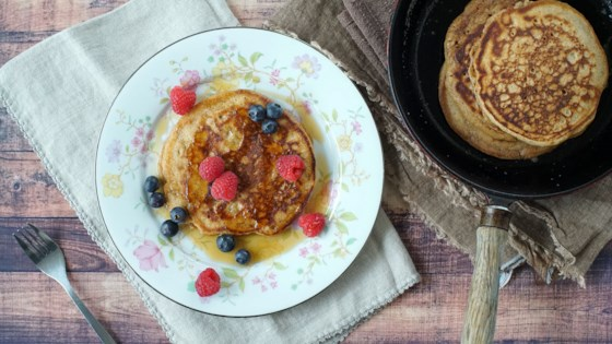 Photo of Spelt Pancakes  by Lucy
