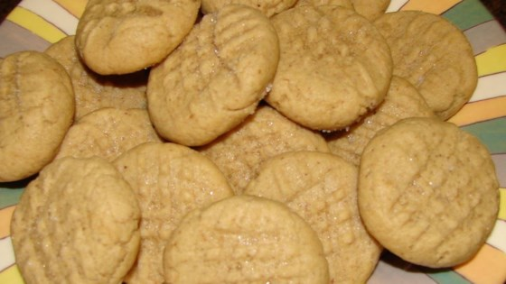 Photo of Peanut Butter Cookies VI by June