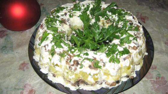 Photo of Russian Mushroom Salad by OOB