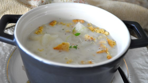 Photo of Snow Days Potato Soup by CRICKETAGINCLARK