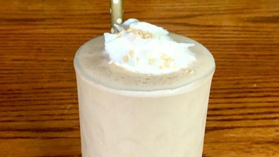 The Perfect Peanut Butter Milkshake