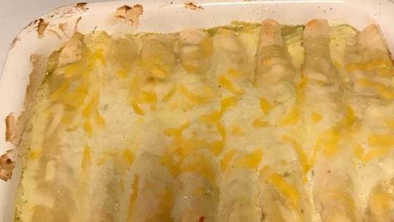 Photo of Honey-Lime Enchiladas by user