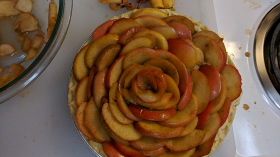 Photo of Apple Rose Tart by Brittany Jenkins