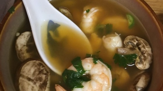 Photo of Thai Hot and Sour Soup by STEVE ALDER