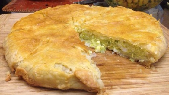 Photo of Russian Cabbage Pie  by Lisa