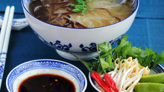 Photo of Basic Vegetarian Pho by LindsayRose5