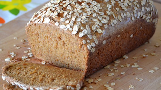 Photo of Old-Fashioned Oatmeal Brown Bread by Swanee Speed