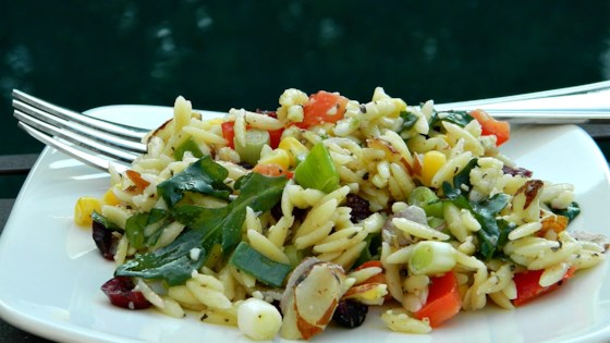 Photo of Orzo and Arugula Salad by ccb1122