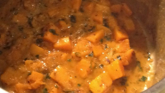Photo of Vegan Thai Pumpkin Curry  by fleischlosglücklich
