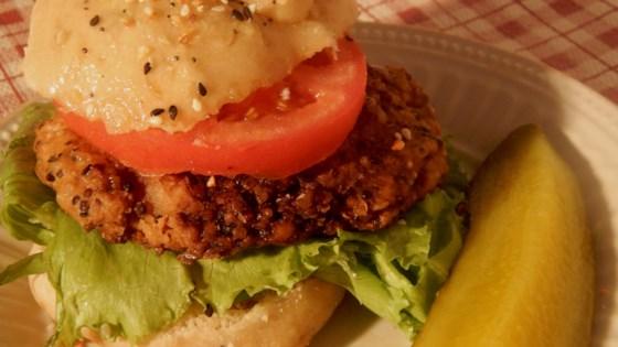 Turkey Quinoa Baked Burgers Recipe Allrecipes Com