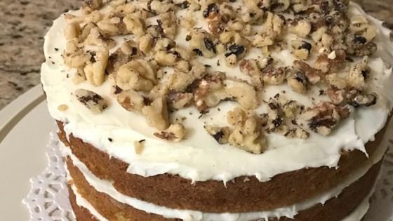 Italian Cream Cake I
