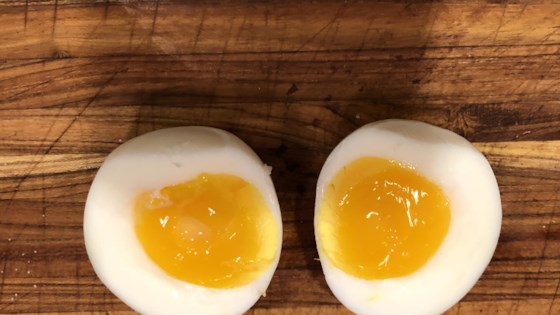 Photo of Sherry's Perfect Sous Vide Eggs by Ronald Hayden