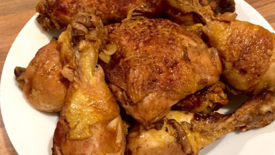 Photo of Authentic Chicken Adobo  by Allrecipes