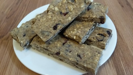 Photo of No-Bake Protein Bars by AFChik