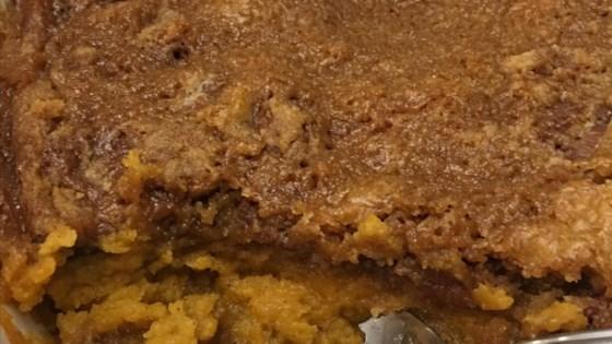 Photo of Sweet Potato Crunch Casserole by kellyklsu