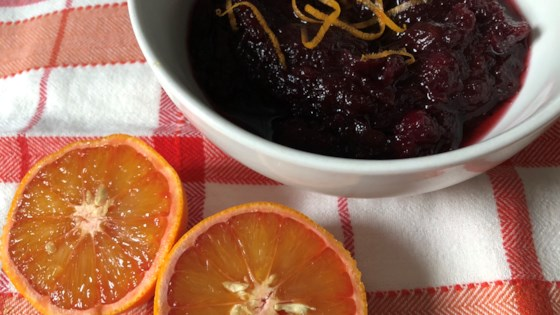 Photo of Instant Pot® Port Cranberry Sauce by Fioa