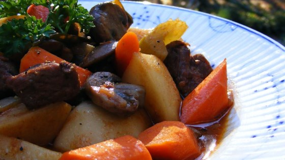 Make-Ahead Slow Cooker Beef Stew Recipe