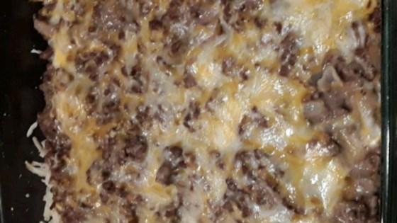 Hamburger Hash Browns