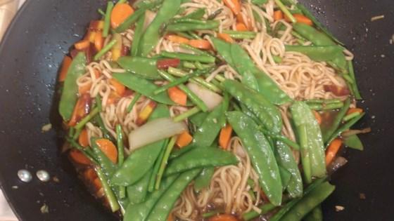 Photo of Udon Noodle Stir-Fry by Jrocks