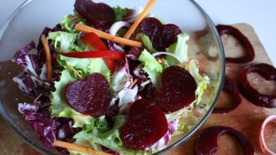 Romantic Valentine's Day Salad