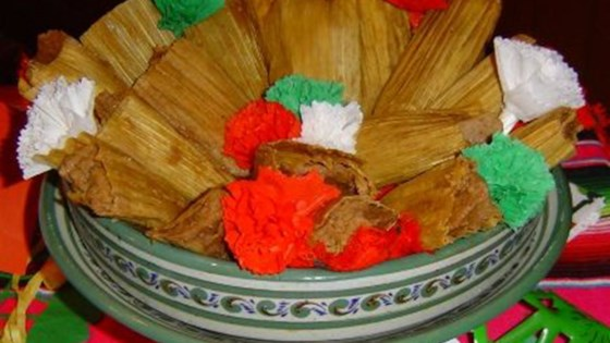Photo of Bean Tamales (Tameles de Frijoles) by María Eugenia