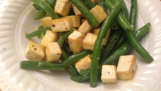 Photo of Green Beans and Tofu by Ursel