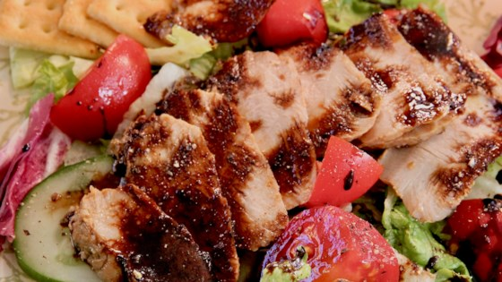 Photo of Fresh Balsamic Chicken Salad by S Mcc