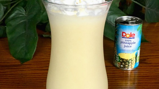 Photo of Quick Pina Colada Smoothie by Phillip Zhong