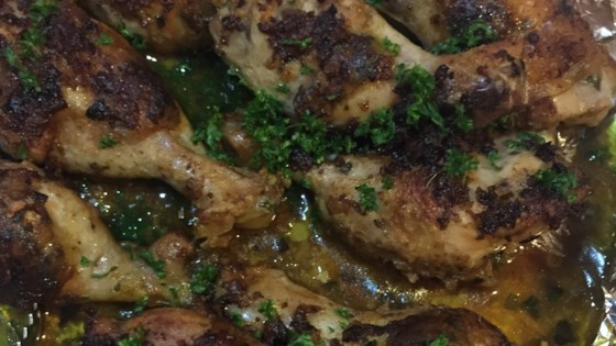 Photo of Parsley Butter Seasoned Chicken by Emma