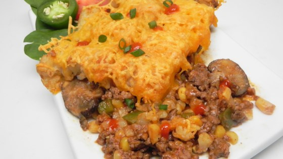 Photo of Mexican Tater Tot® Casserole  by Missy