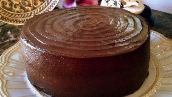 Photo of Chocolate Fudge Buttercream Frosting by Debra Steward