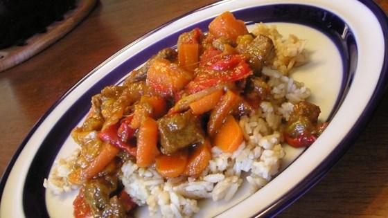 Photo of Honeyed Beef Stew by sandra470