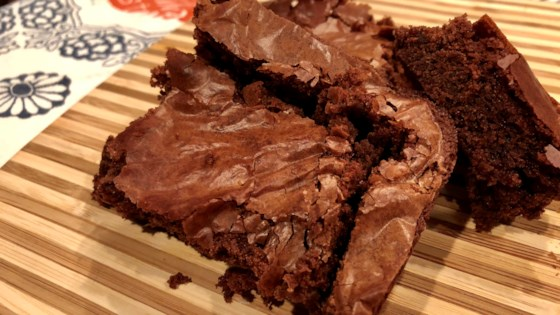 Photo of Fudgy Gluten-Free Teff Brownies by Fioa