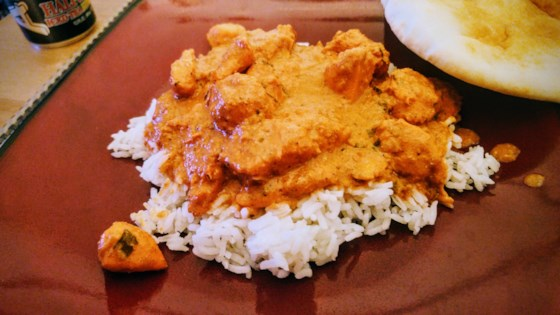Murgh makhani indian butter chicken recipe allrecipes photo of murgh makhani indian butter chicken by dhano923 forumfinder Image collections