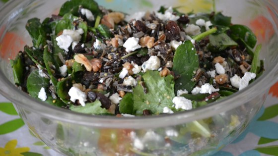Photo of Ekaterina's Wild Rice and Kale Salad by Ekaterina