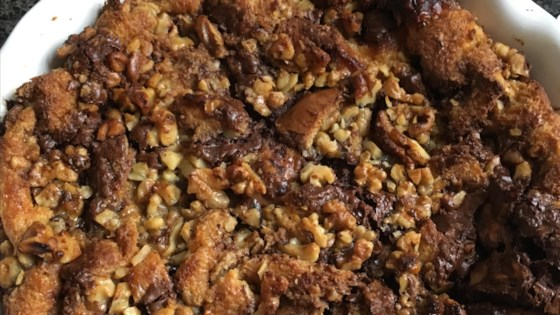 Photo of Nutella® Bread Pudding by easma