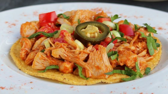 Photo of Jackfruit Vegan Tacos by Cassidy Carolino