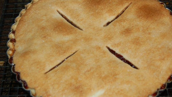 Photo of Apple Cranberry Tart by Susan Myers